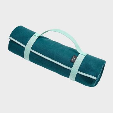 Green Eurohike Carson Picnic Blanket