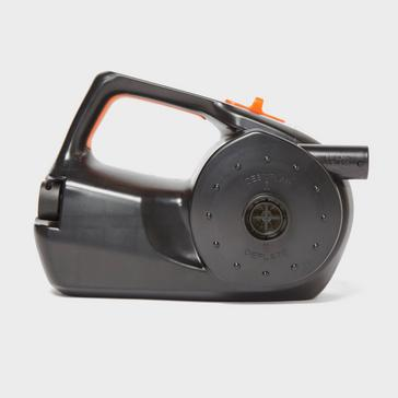 Black HI-GEAR Rechargeable Electric Air Pump