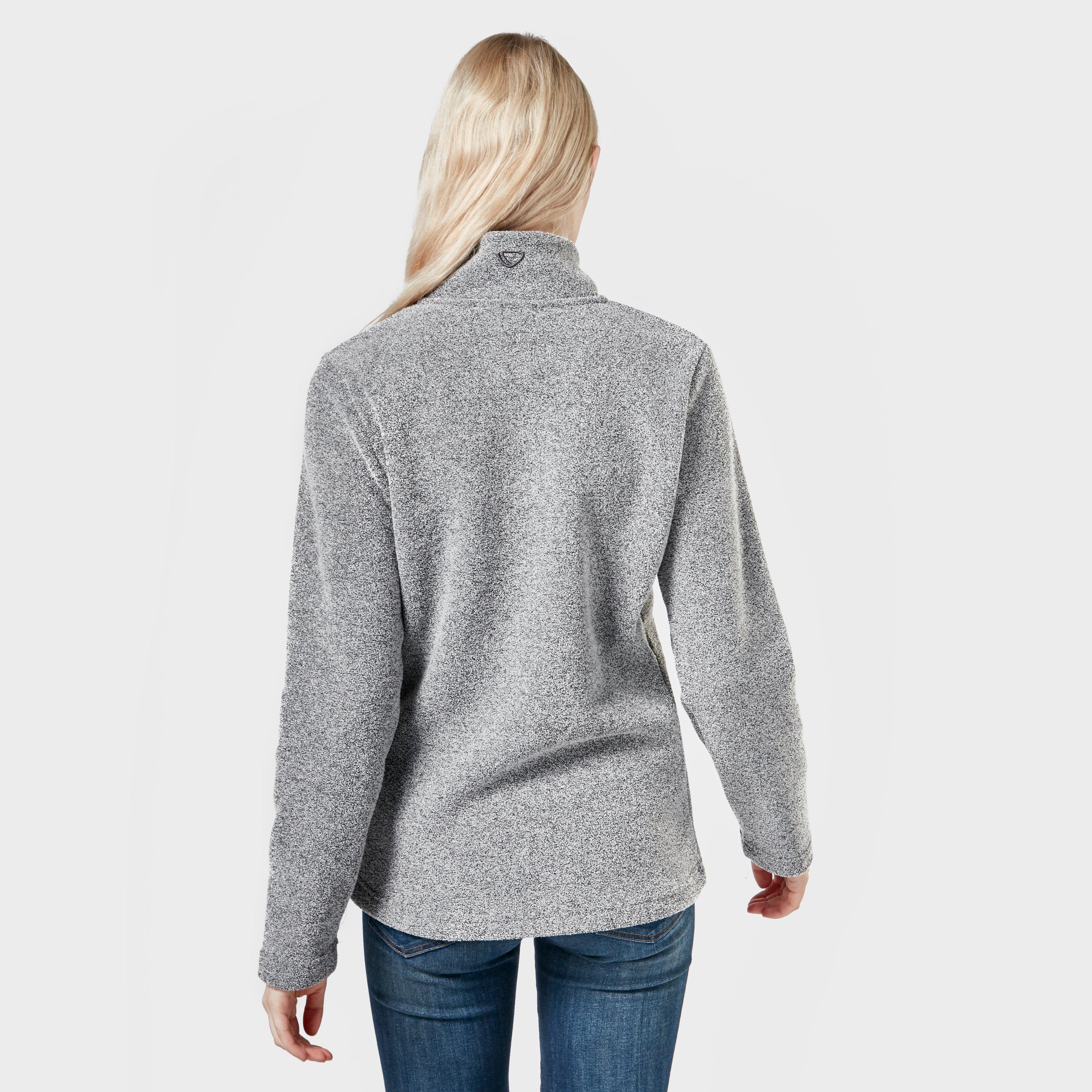 Brasher Womens Frowick Half Zip Fleece