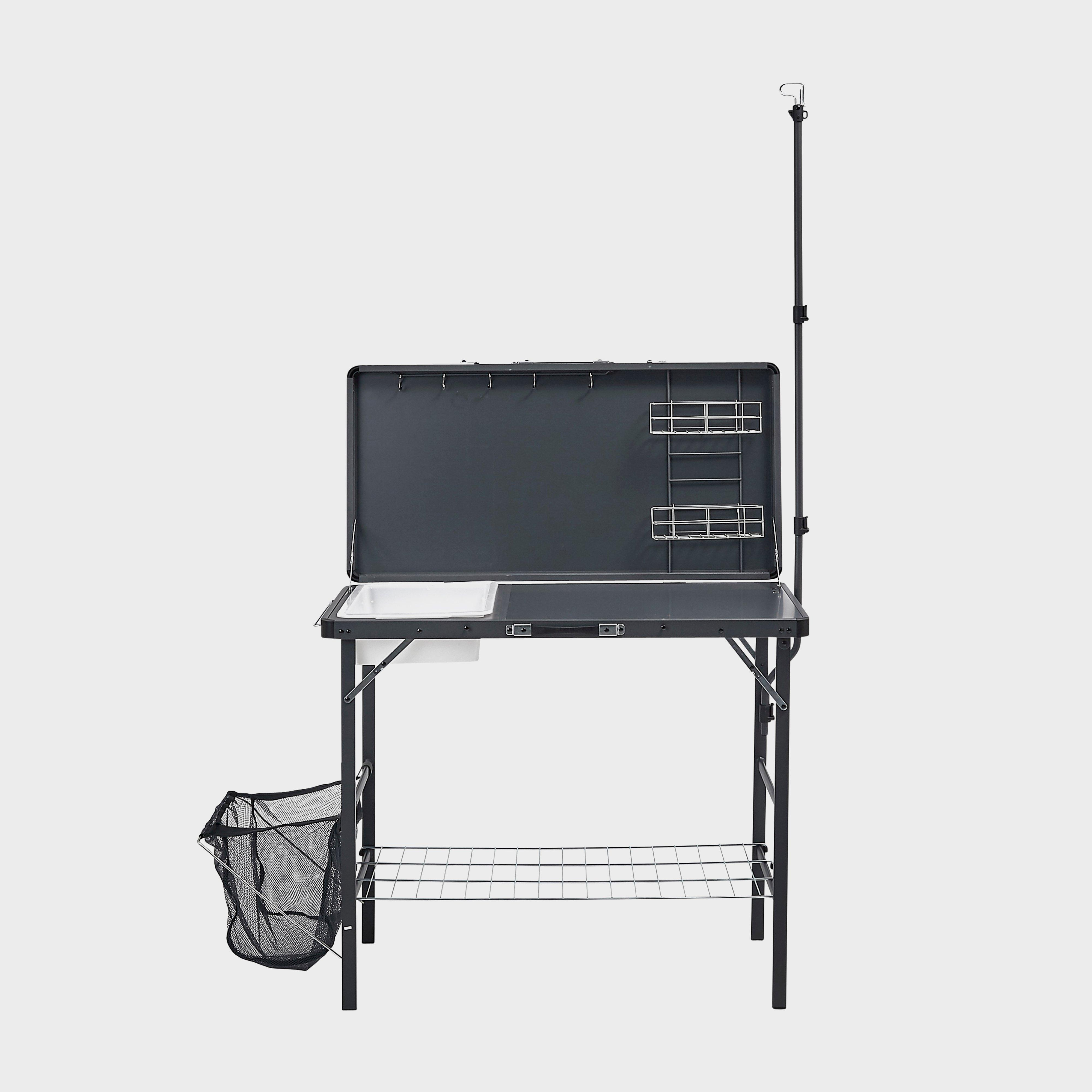 Hi-Gear Hi-Gear Mirage Deluxe Kitchen Unit, Grey