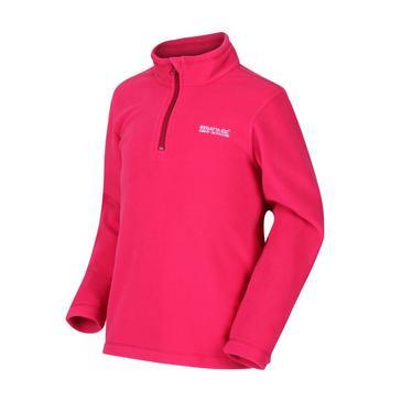 Pink Regatta Kids' Hot Shot II Fleece