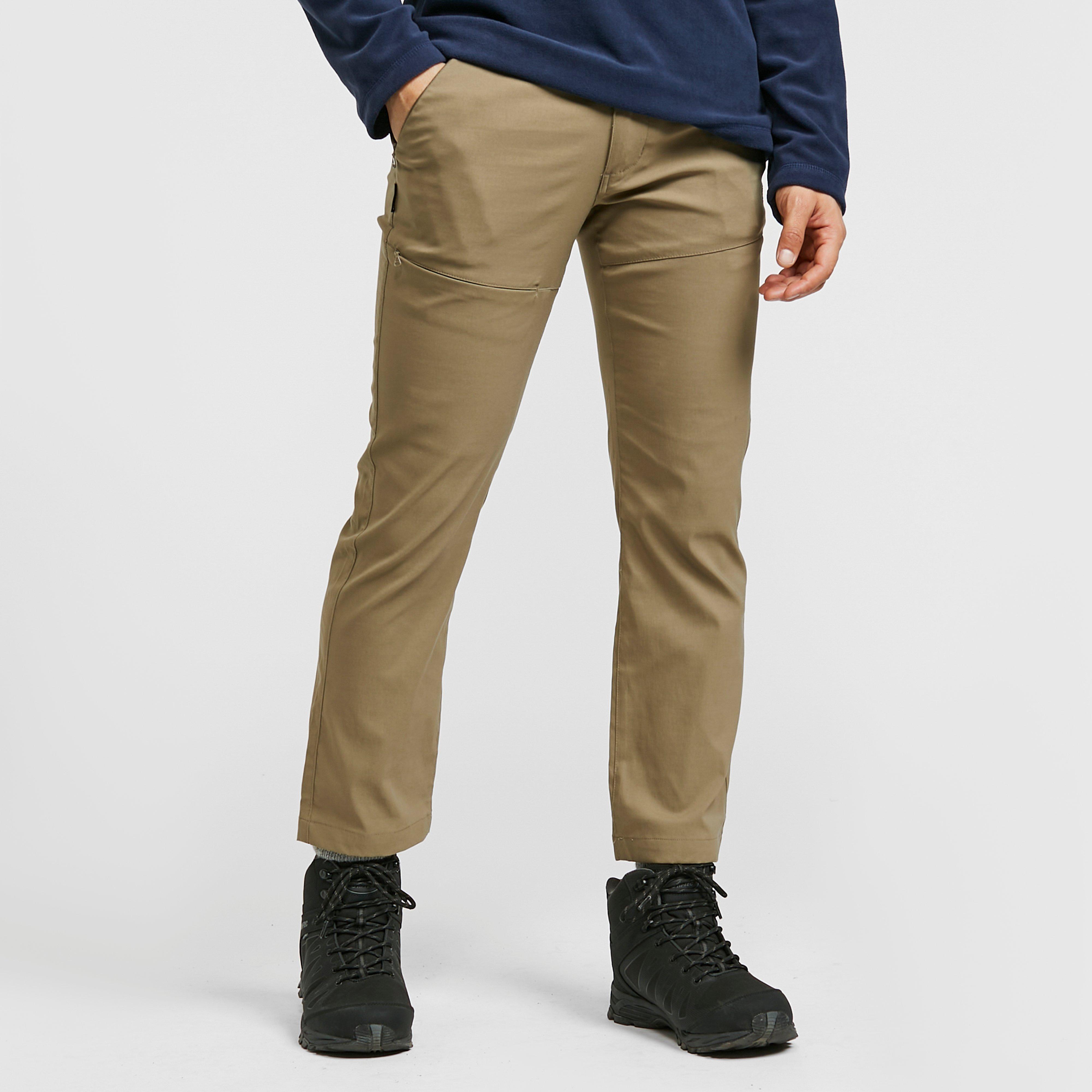 Craghoppers Men's Kiwi Pro Stretch Trousers (Regular) - Beige, Beige