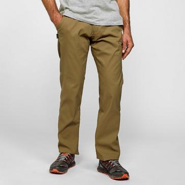 Beige Craghoppers Men's Kiwi Pro Stretch Trousers (long)