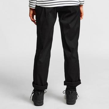 Black Craghoppers Women's Kiwi Pro Stretch Trousers (long)