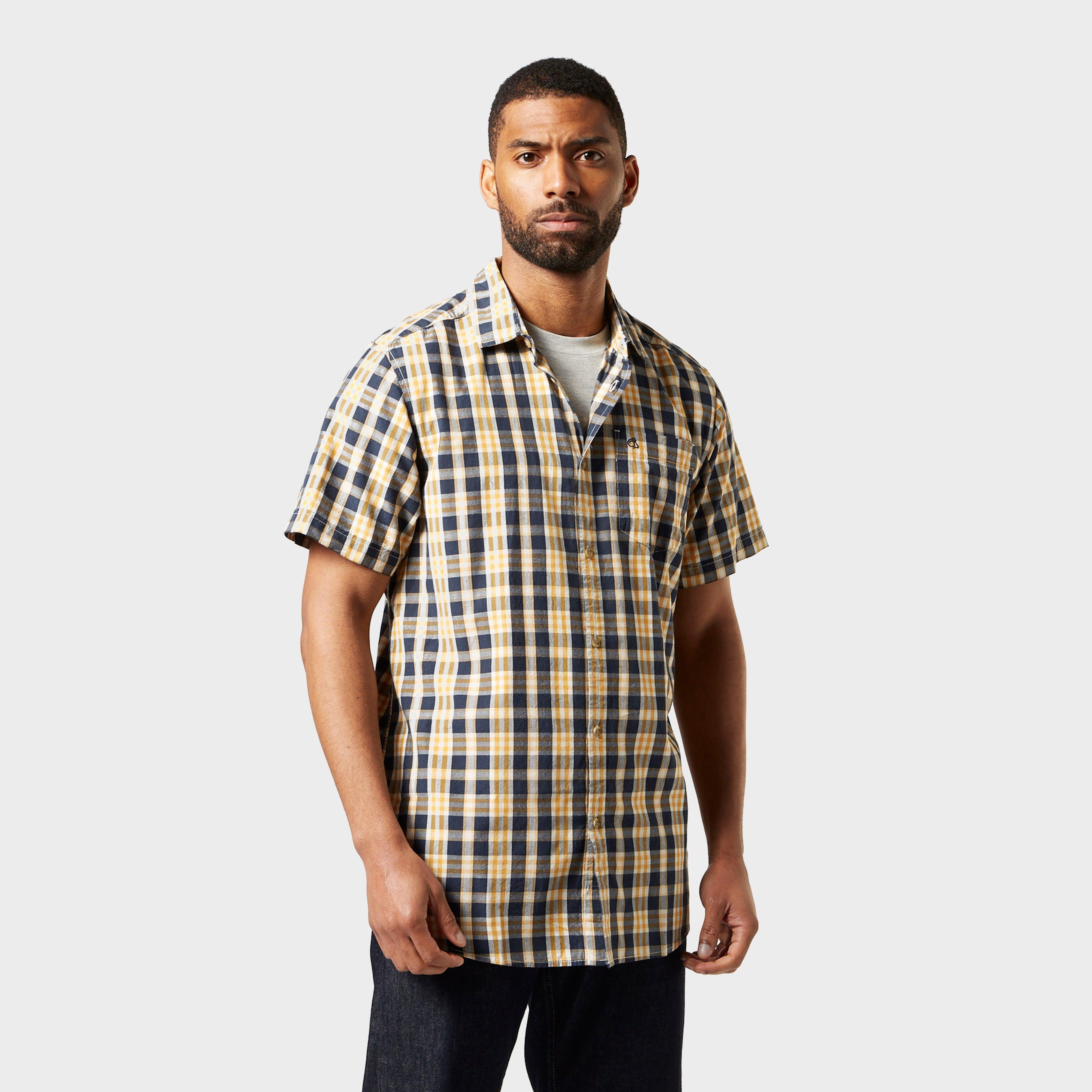 Craghoppers Men's Jose Short Sleeve Shirt -