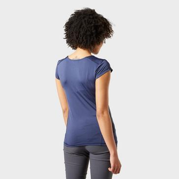 Navy Craghoppers Women's Atmos T-Shirt