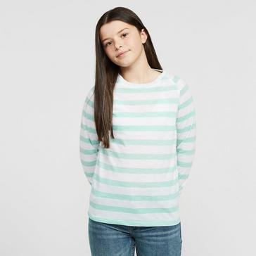 White Craghoppers Kids' NosiLife Paola Long Sleeved Top