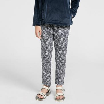 Blue Craghoppers Kids' Blaire Trousers