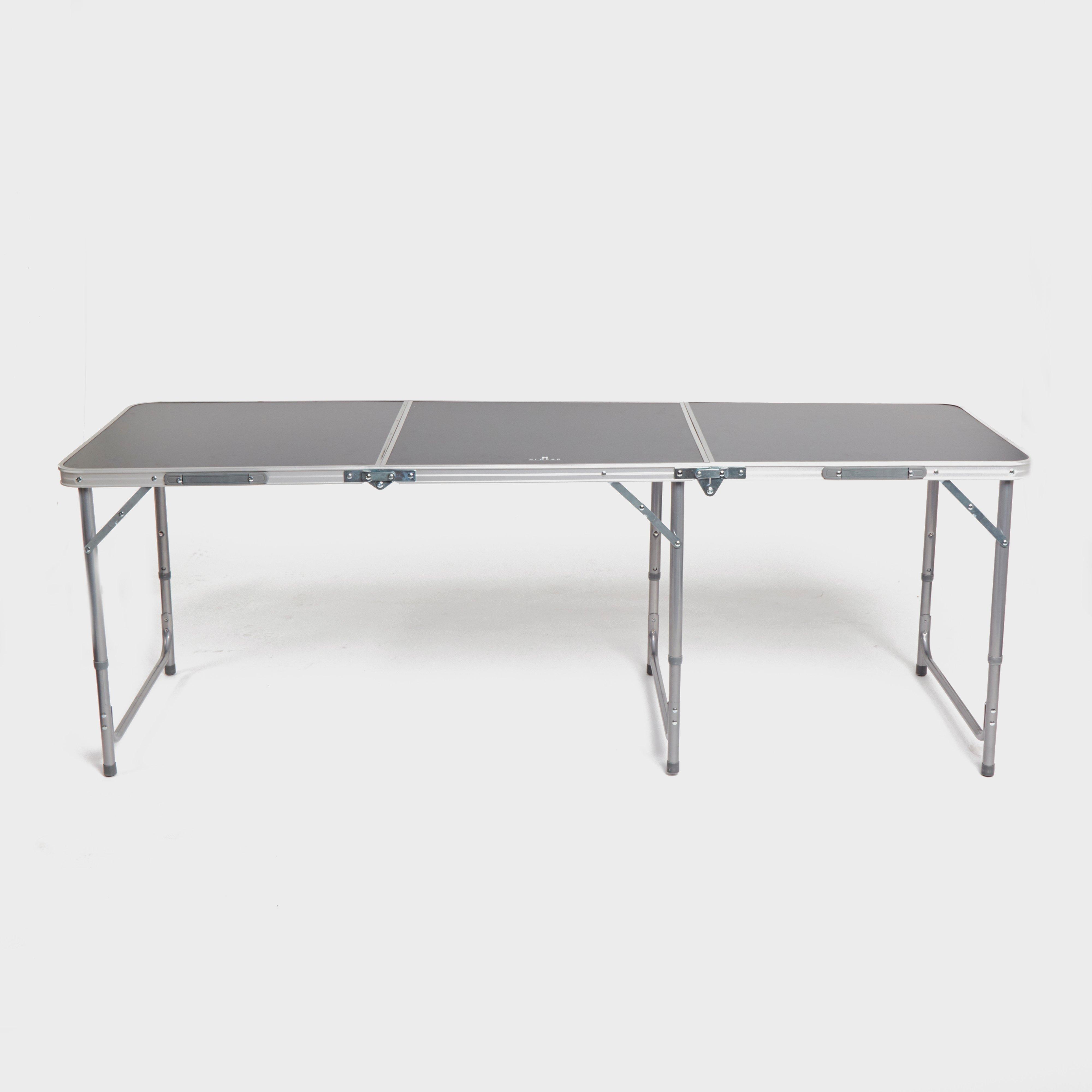 Hi-Gear Hi-Gear Triple Table, Grey