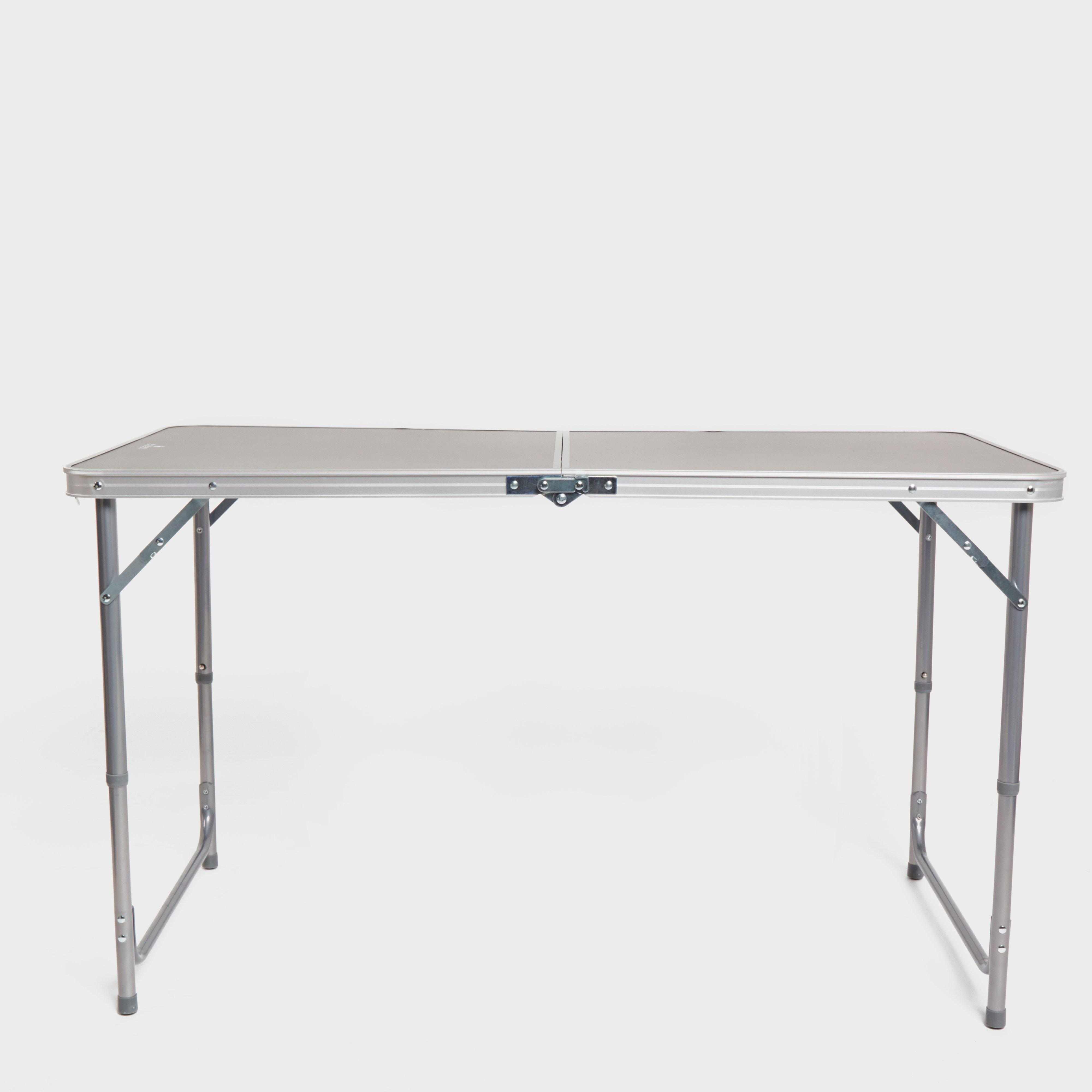 Hi-Gear Hi-Gear Double Picnic Table, Grey