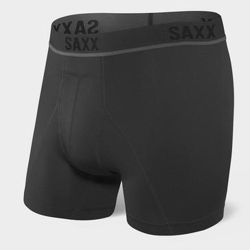 Black Saxx Men's Kinetic HD Boxer Brief