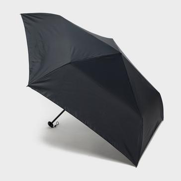 Black Fulton Aerolite Folding Umbrella