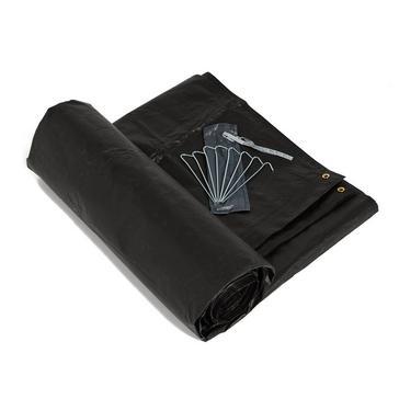 White HI-GEAR Horizon 700 Tent Footprint