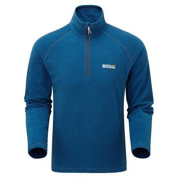 Blue Regatta Men's Montes Half Zip Fleece