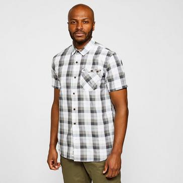 Regatta Men's Ramiro Short Sleeved Checked Shirt