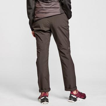 Black Regatta Womens's Highton Trousers