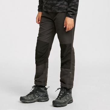 Grey Regatta Kids' Sorcer IV Walking Trousers