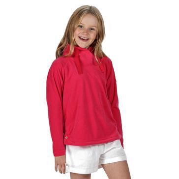 Pink Regatta Kids Harika Fleece