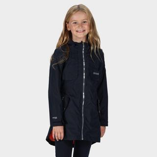 Kids' Tarana Waterproof Long-Length Jacket