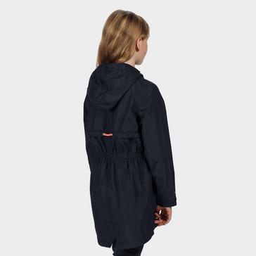 Regatta Kids' Tarana Waterproof Long-Length Jacket