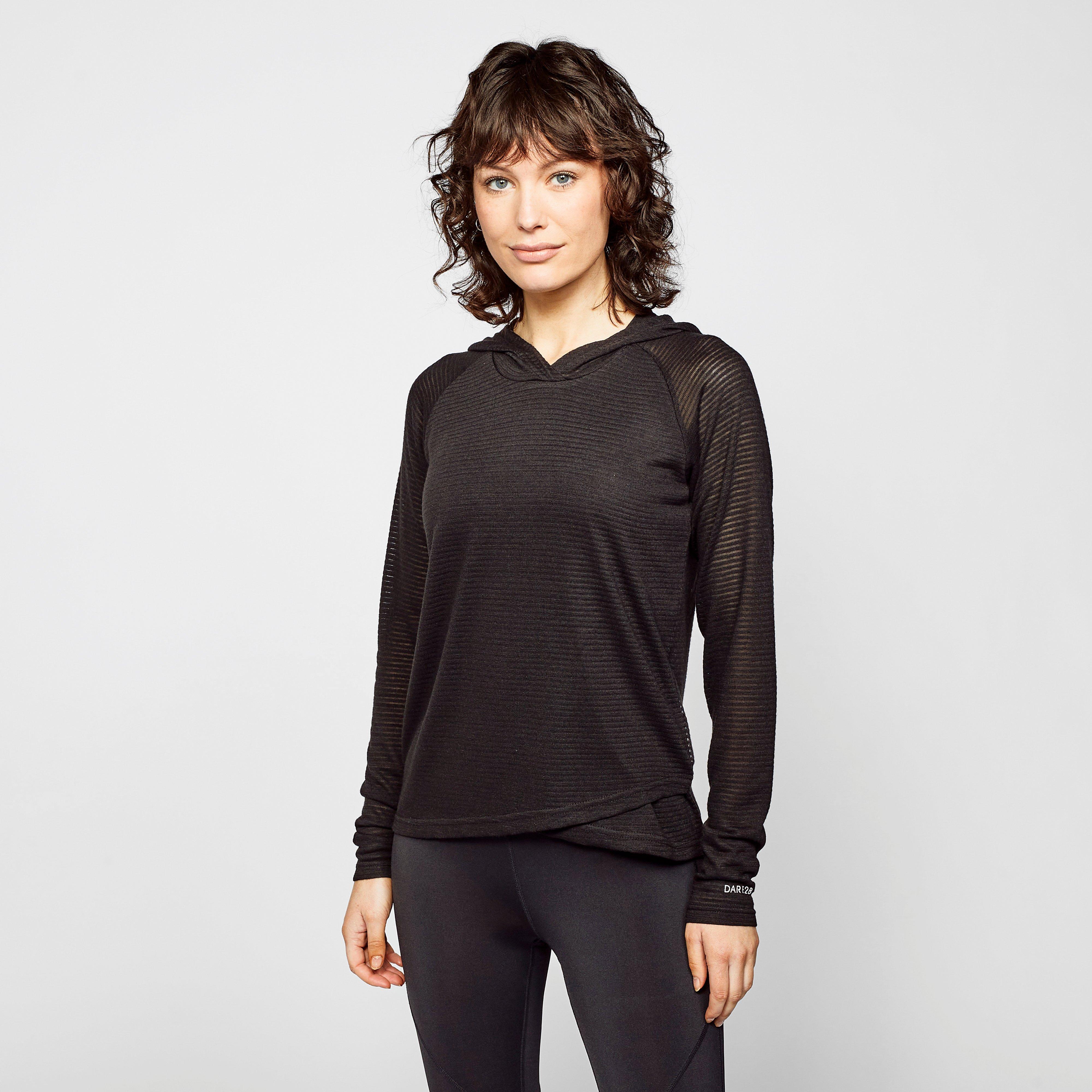 Dare 2B Women's Result Sweater - Black/Blk, Black