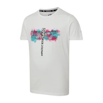 white Dare 2B Kids' Go Beyond T-Shirt