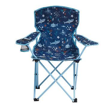 Blue HI-GEAR Kids' Camping Chair