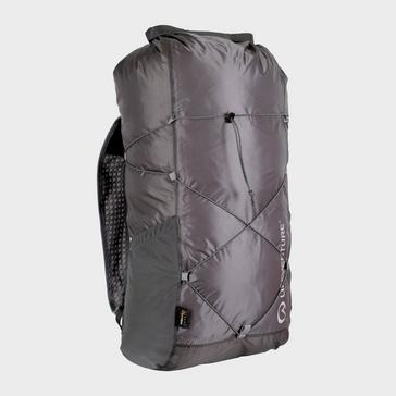 grey LIFEVENTURE Waterproof Packable Backpack 22L