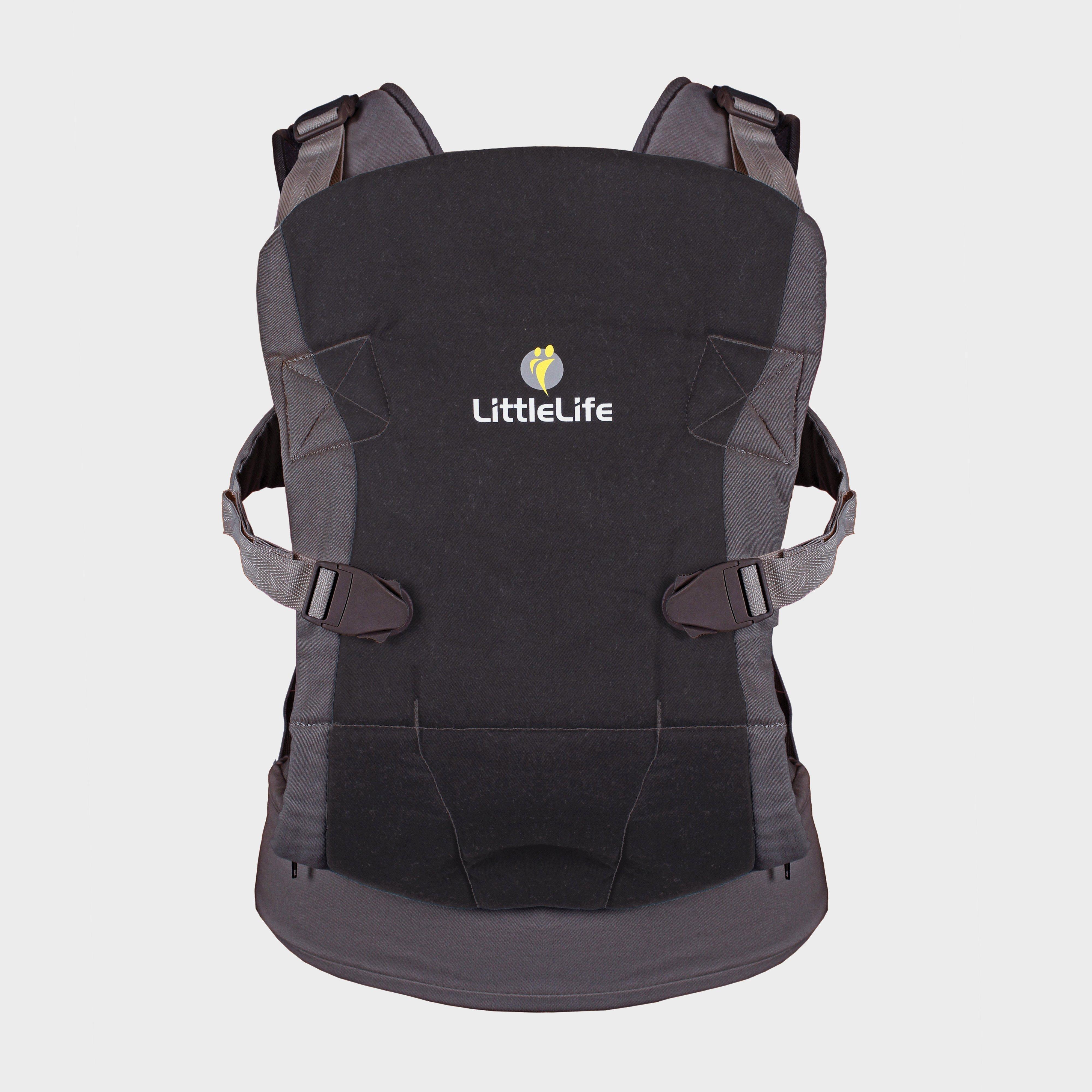 Littlelife Littlelife Acorn Front Baby Carrier - Black, Black