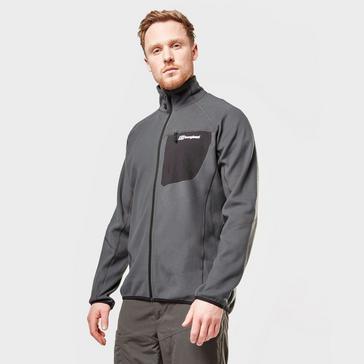 Grey|Grey Berghaus Men's Kedron Fleece