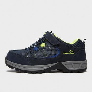 Peter Storm Kids' Harwood II Low Hiking Shoes