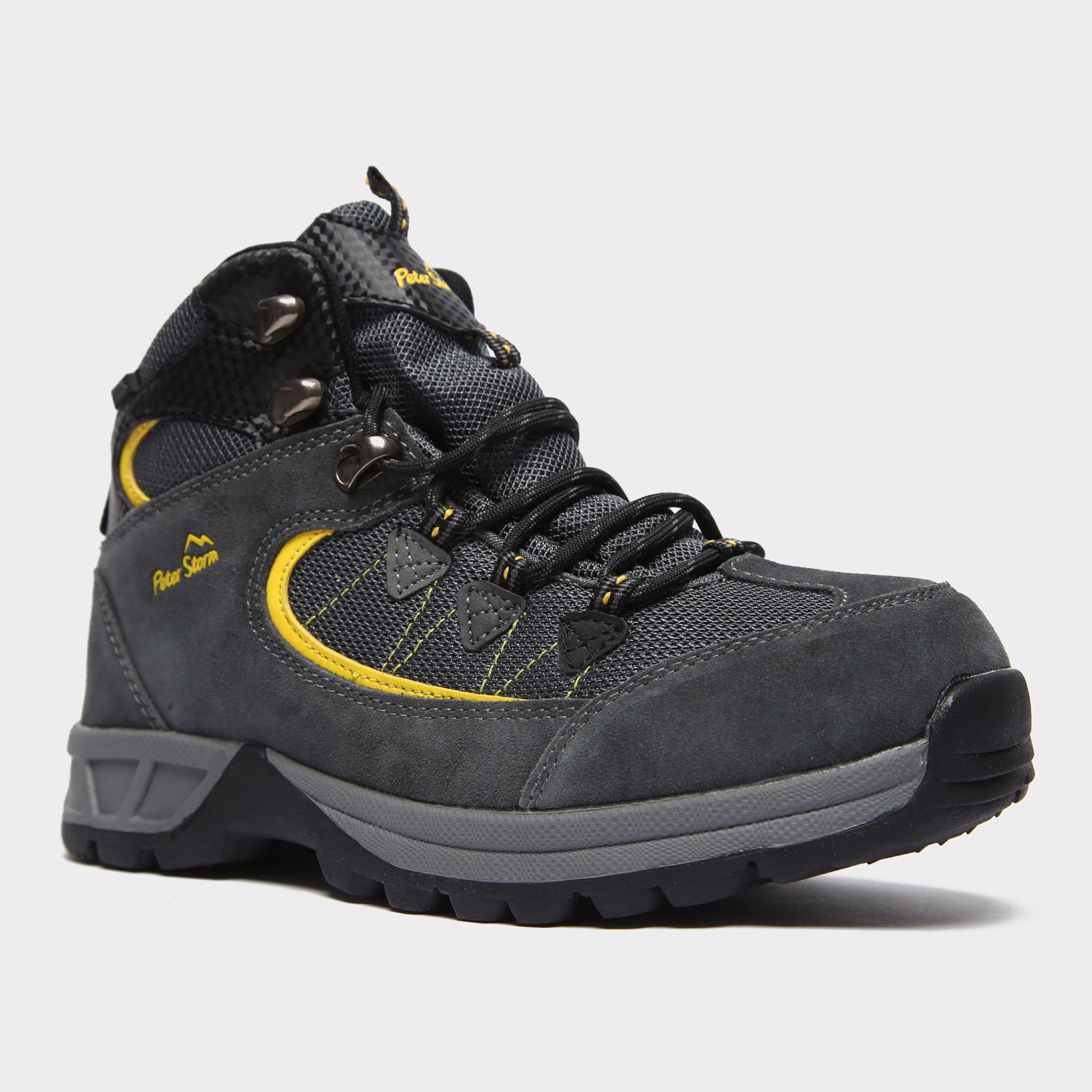 Peter Storm Kids Harwood II Mid Hiking Shoes