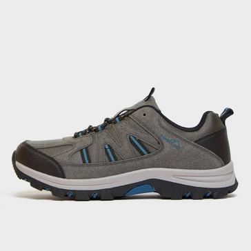 grey FREEDOMTRAIL Men's Buxton Walking Shoe