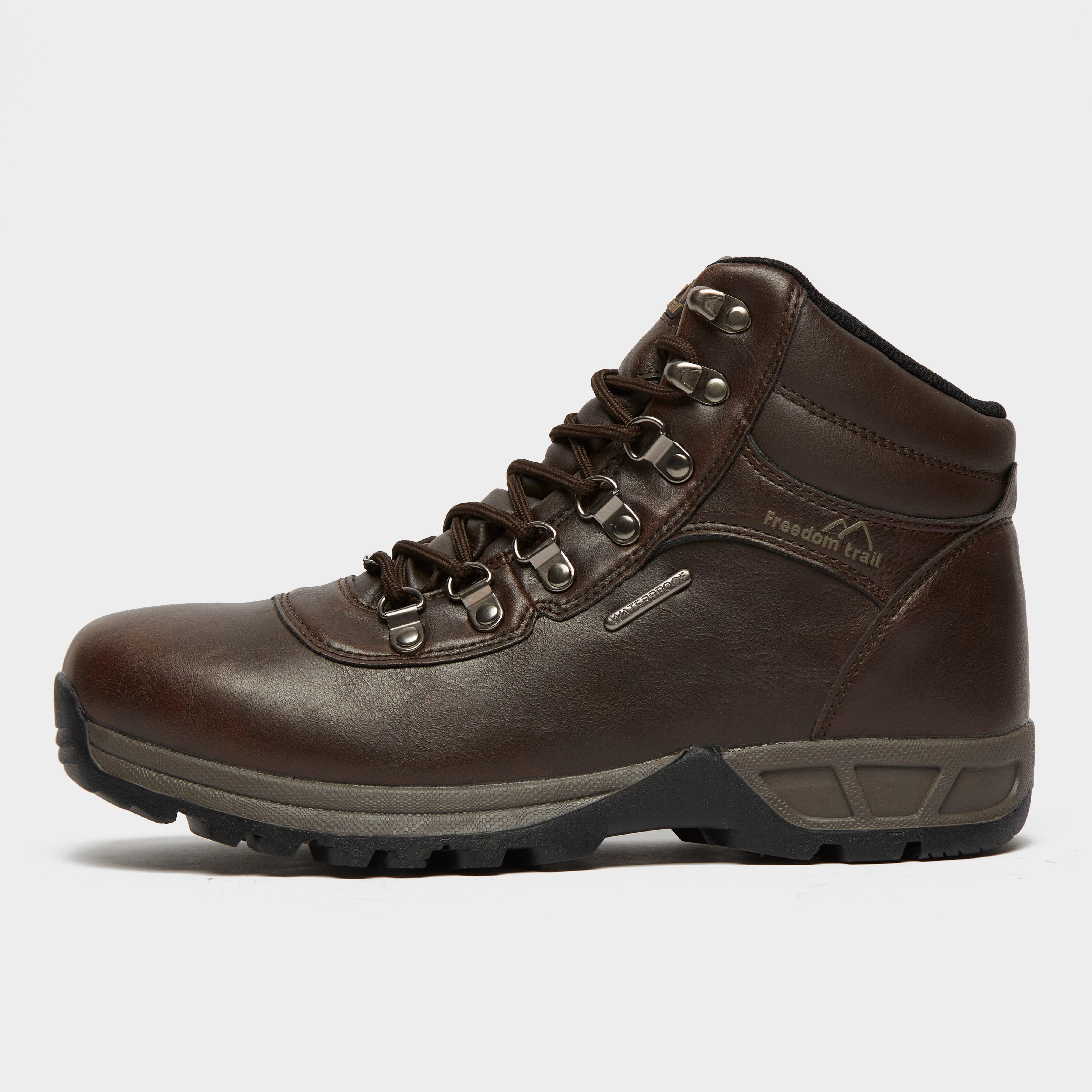 Freedomtrail Women's Rivelin Walking Boots - Brown, Brown