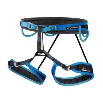 Blue DMM Venture Women's Climbing Harness