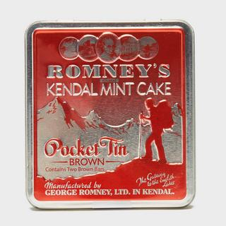 Brown Kendal Mintcake Pocket Tin