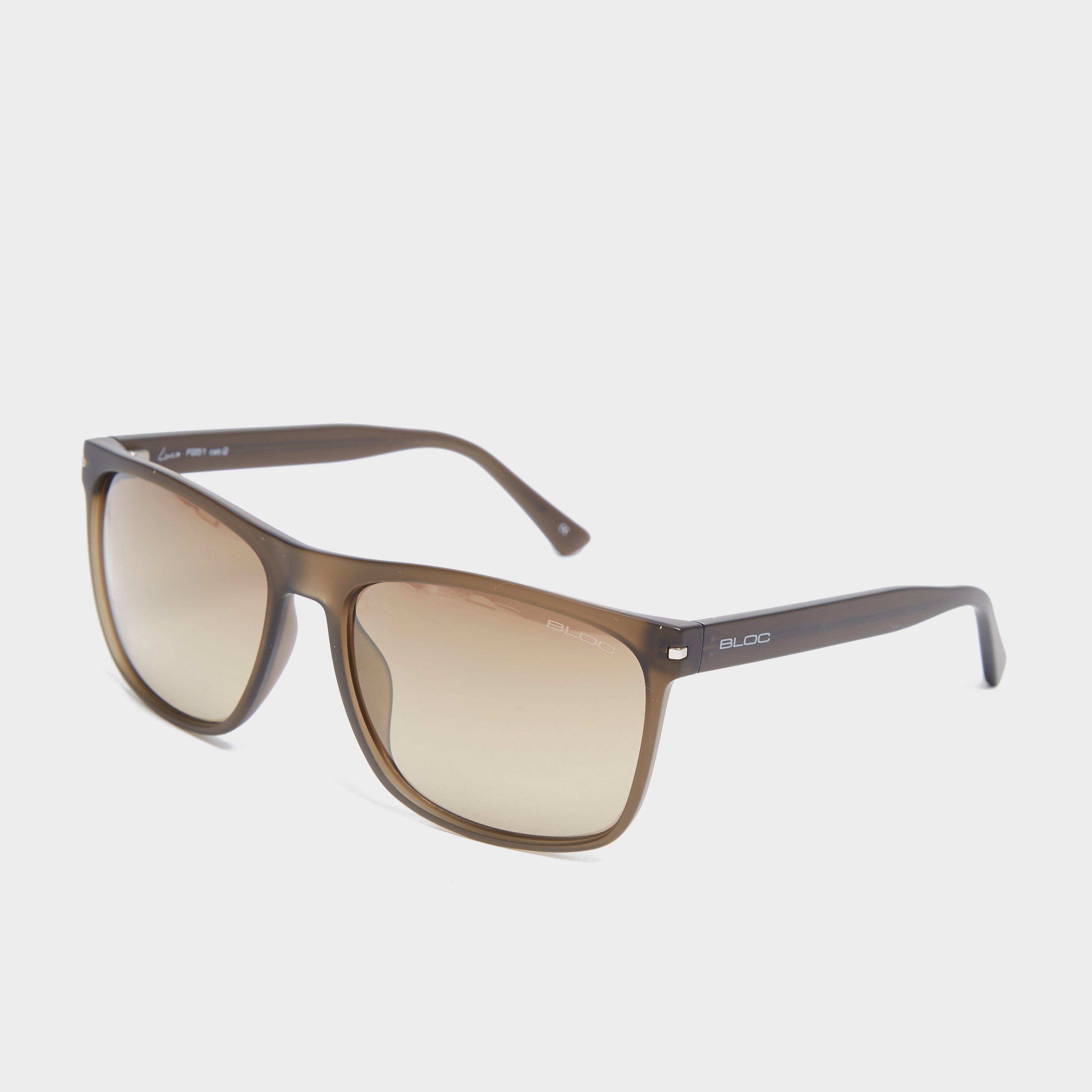 Bloc Bloc Luca F951 Sunglasses - Brown, Brown