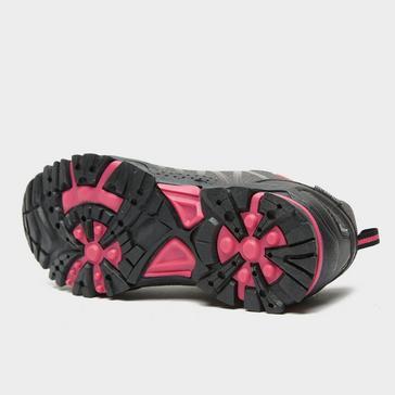 grey COTSWOLD Kids' Littledean Waterproof Walking Boots