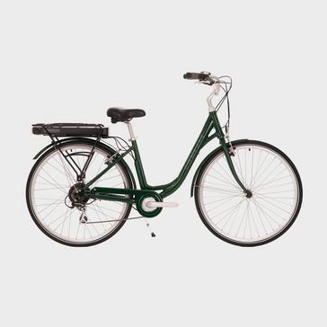 Green Compass Classic Electric Town Bike