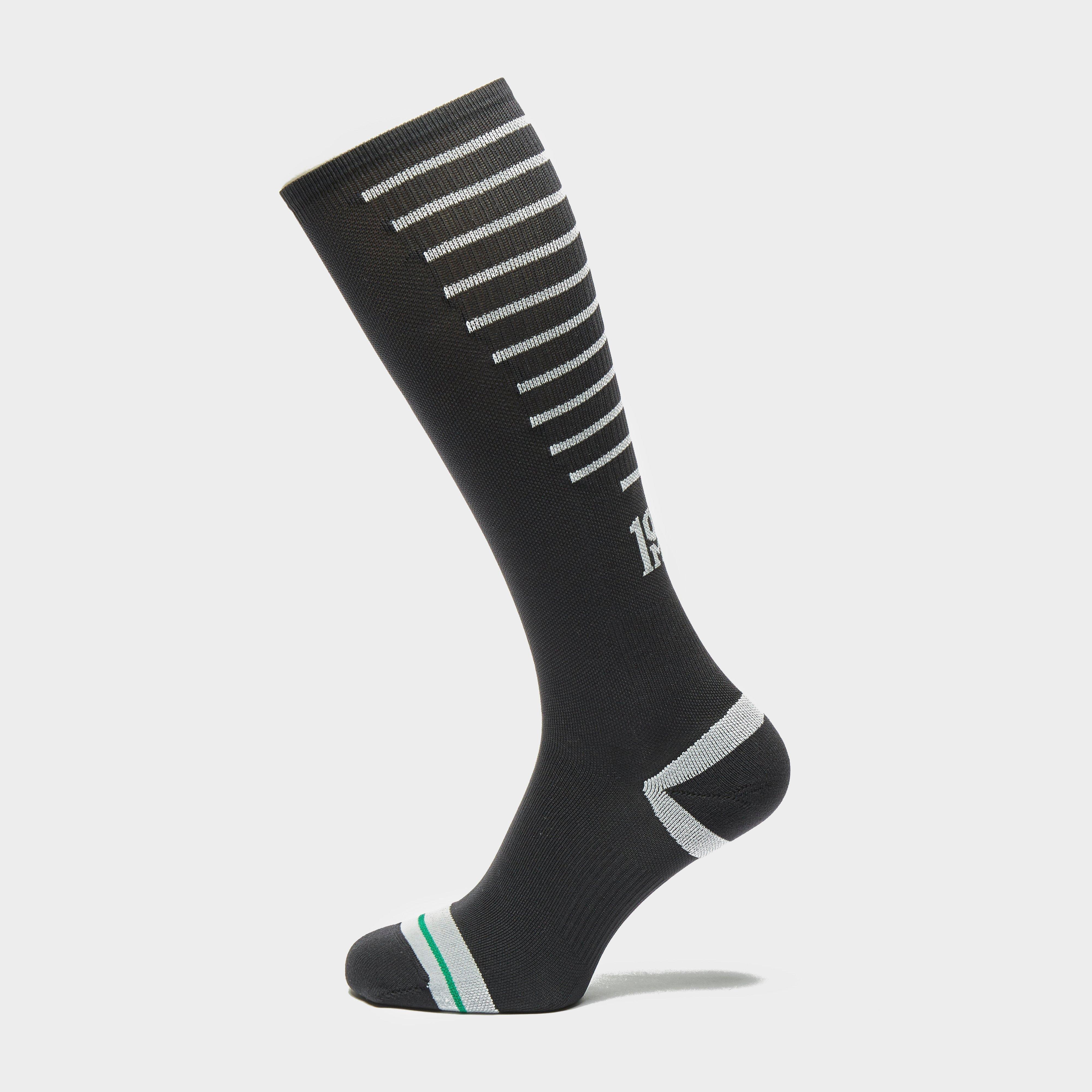 Image of 1000 Mile Unisex Compression Socks - Blk/Blk, BLK/BLK