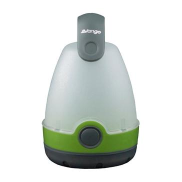 Green VANGO Star 300 Rechargeable Lantern