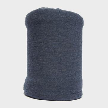 Navy BUFF Merino Wool Tubular