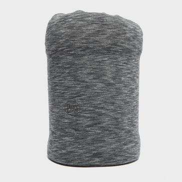 Grey BUFF Merino Wool Tubular