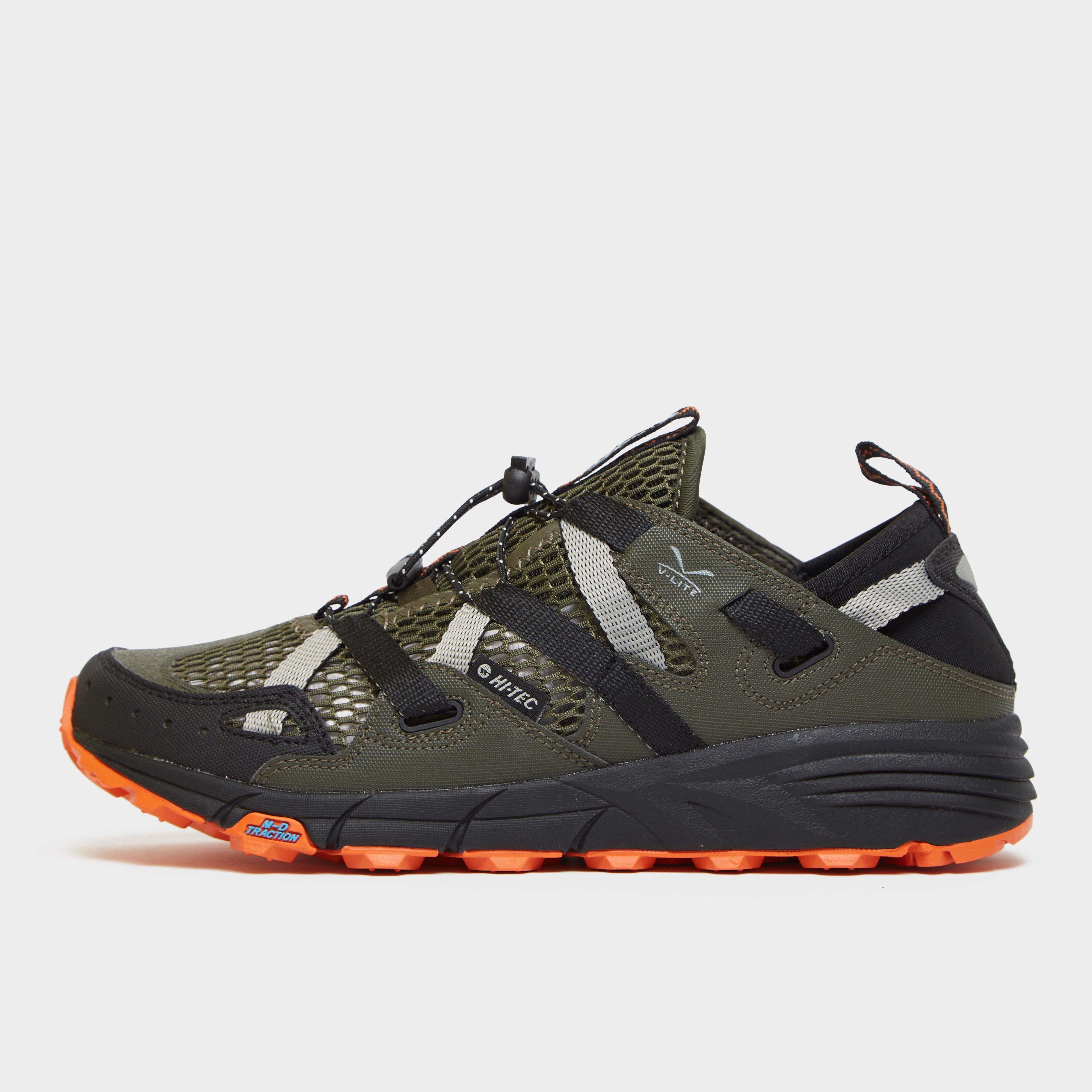 Hi Tec Hi Tec Mens V-Lite Rapid Sandals, Khaki