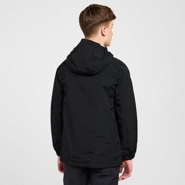 BLACK Berghaus Kids' Bowood Waterproof Jacket
