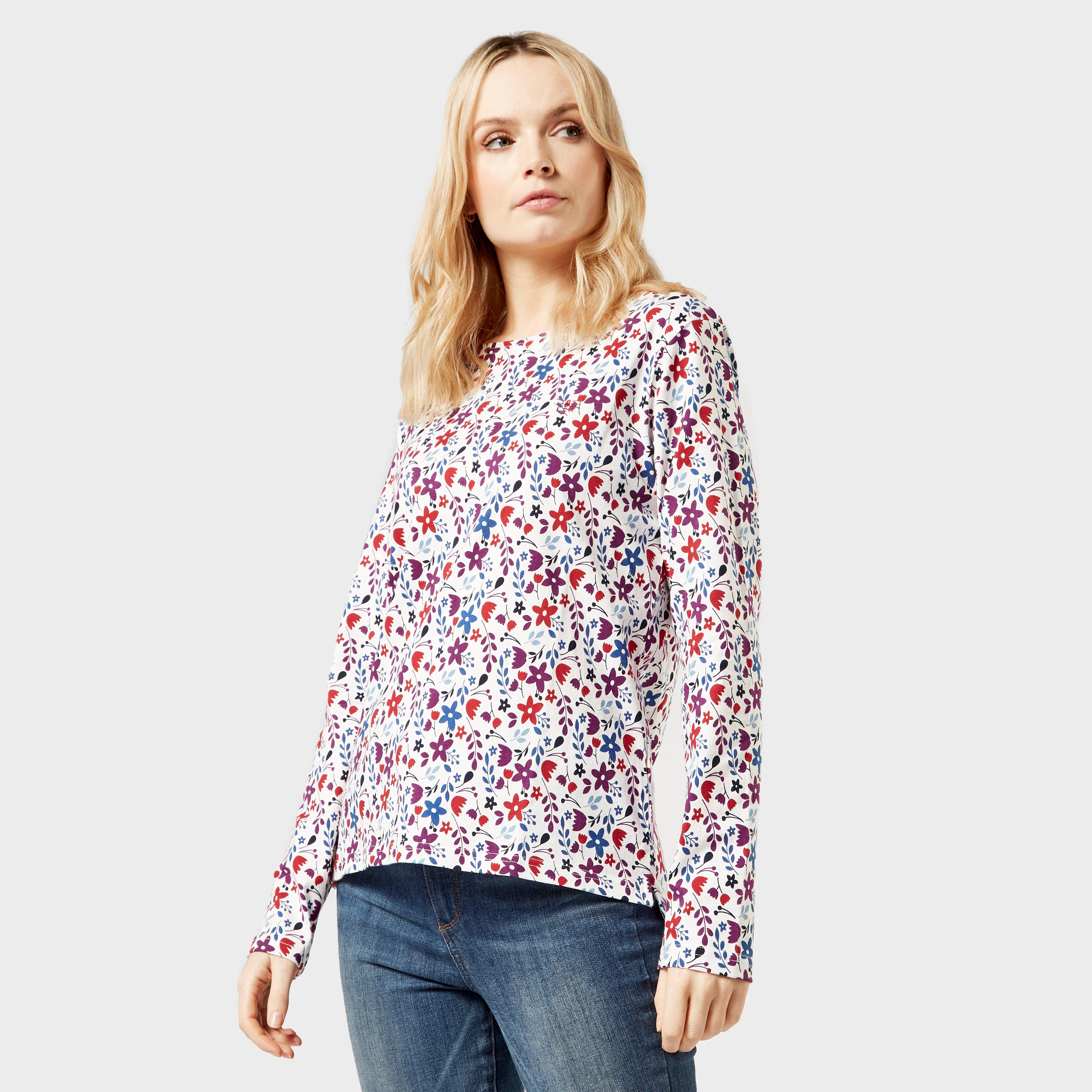 Lighthouse Lighthouse Womens Causeway Top - Pink, Pink