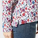 Multi Lighthouse Women's Causeway Floral Long Sleeve Top image 6