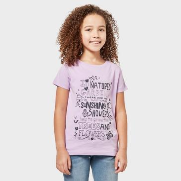 Peter Storm Kids' Nature's Garden T-Shirt