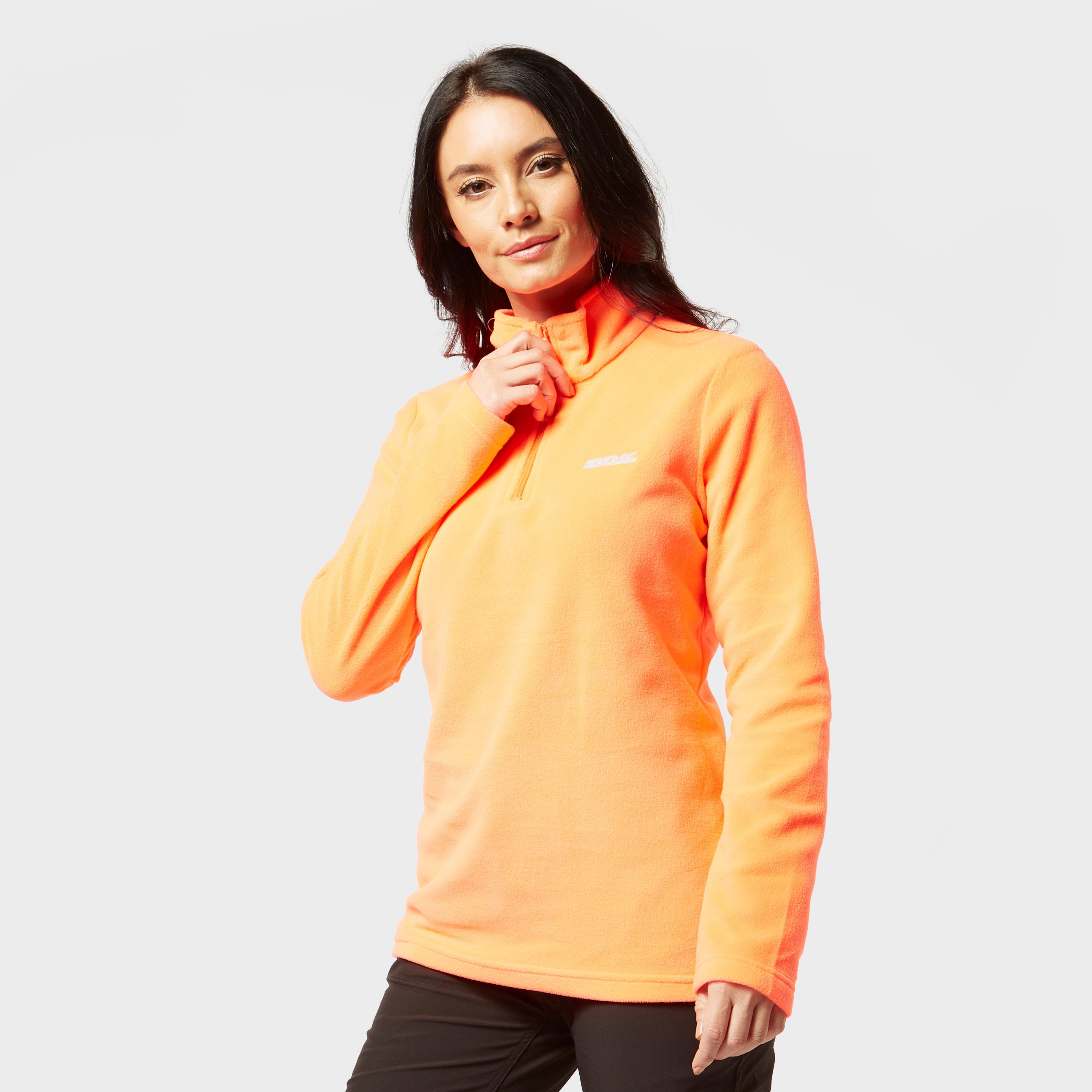 Regatta Regatta Womens Sweetheart Fleece - Orange, Orange