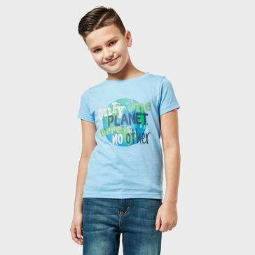Peter Storm Kids' Only One Planet T-Shirt